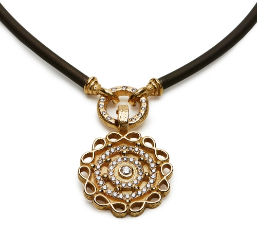 Medium Infinity Pendant