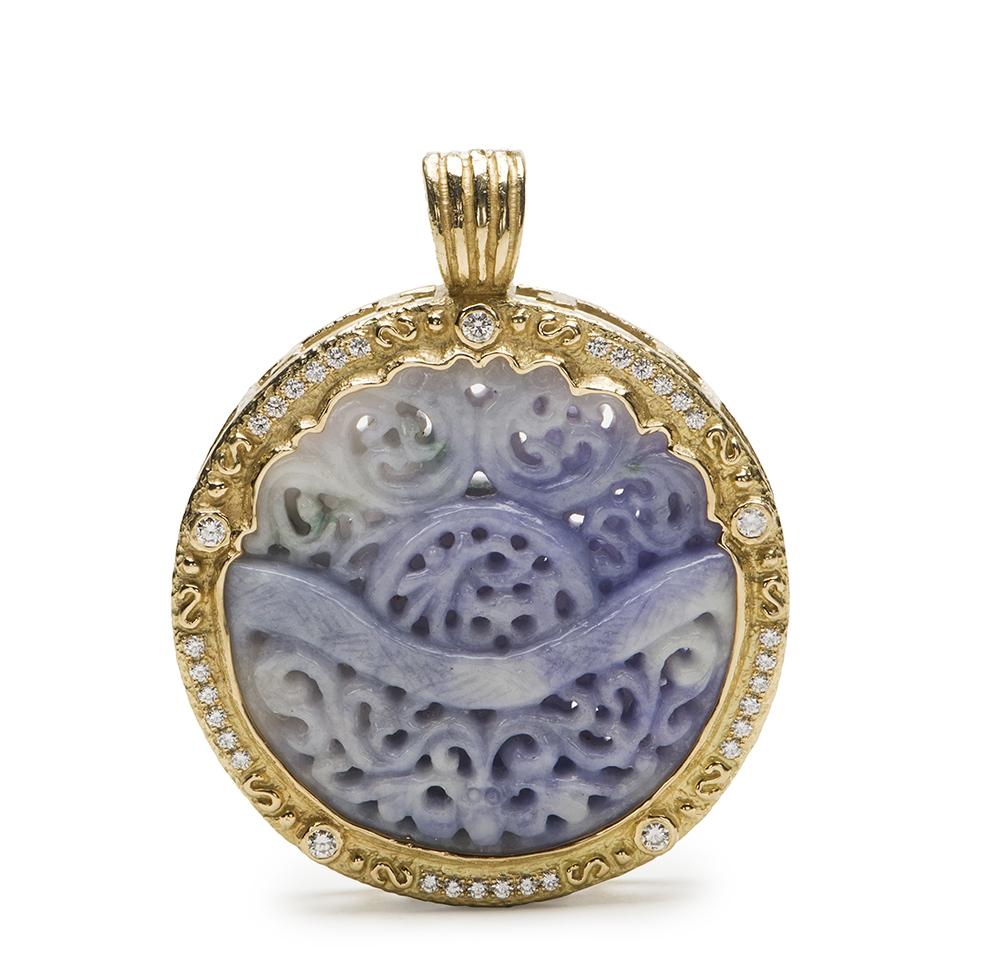 Carved Lavender Jade & Diamond Pendant D-1265-11838_Carved_Lavender_Jade_Dia_Pendant_resize(1).jpg