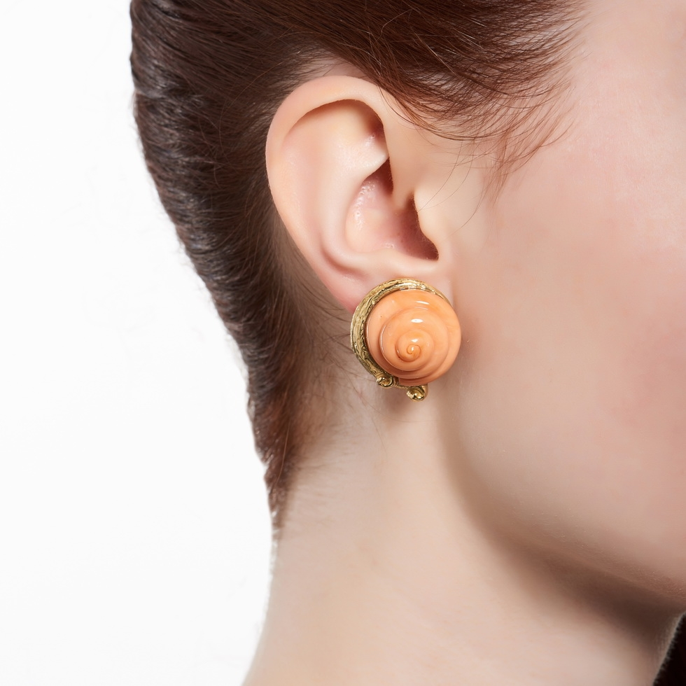 Carved Coral Earrings E-1321-8177_on_model.jpg
