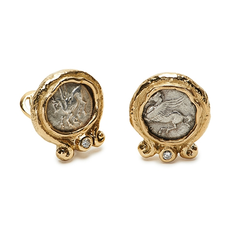 Antique Silver Coin and Diamond Earrings E-1343-8711_resized1.jpg