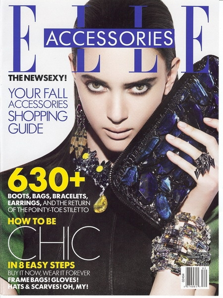 Elle Accessories Fall 2008