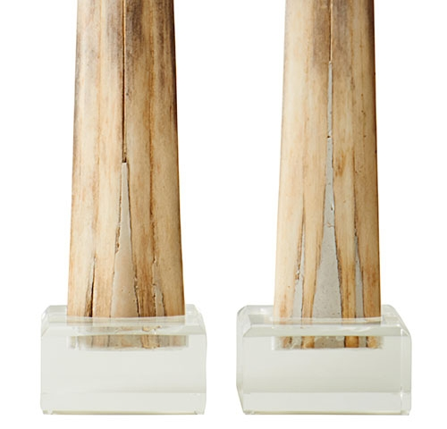 Pair of Swordfish Bills on Lucite Bases HD-2083_zoom1.jpg