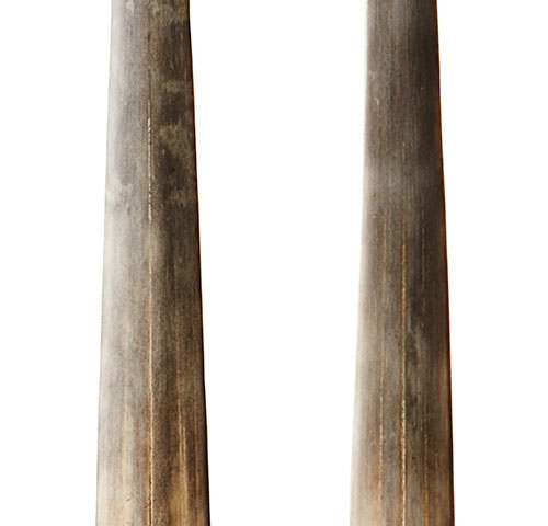 Pair of Swordfish Bills on Lucite Bases HD-2083_zoom2.jpg