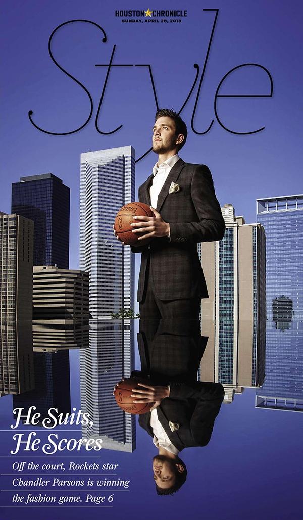 Houston Chronicle April 2013