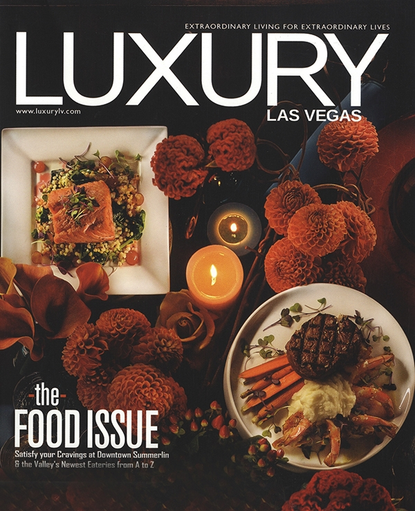 Luxury Las Vegas October 2014