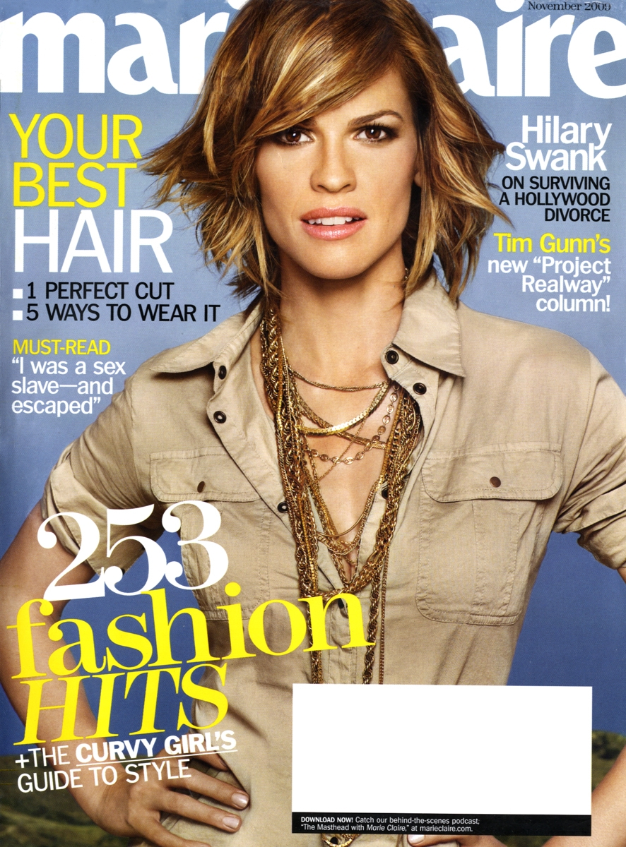 Marie Claire November 2009