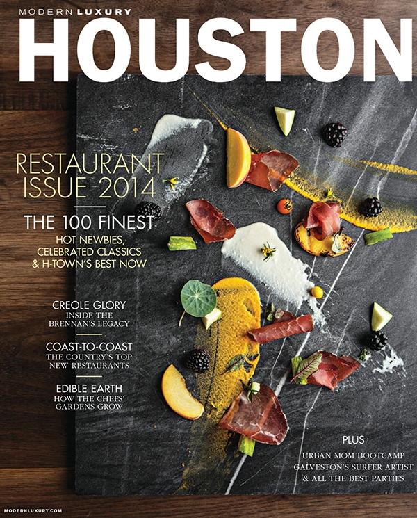 Modern Luxury Houston July 2014