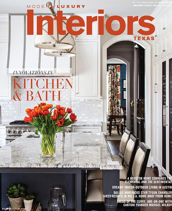 Modern Luxury Interiors Texas Fall/Winter 2014