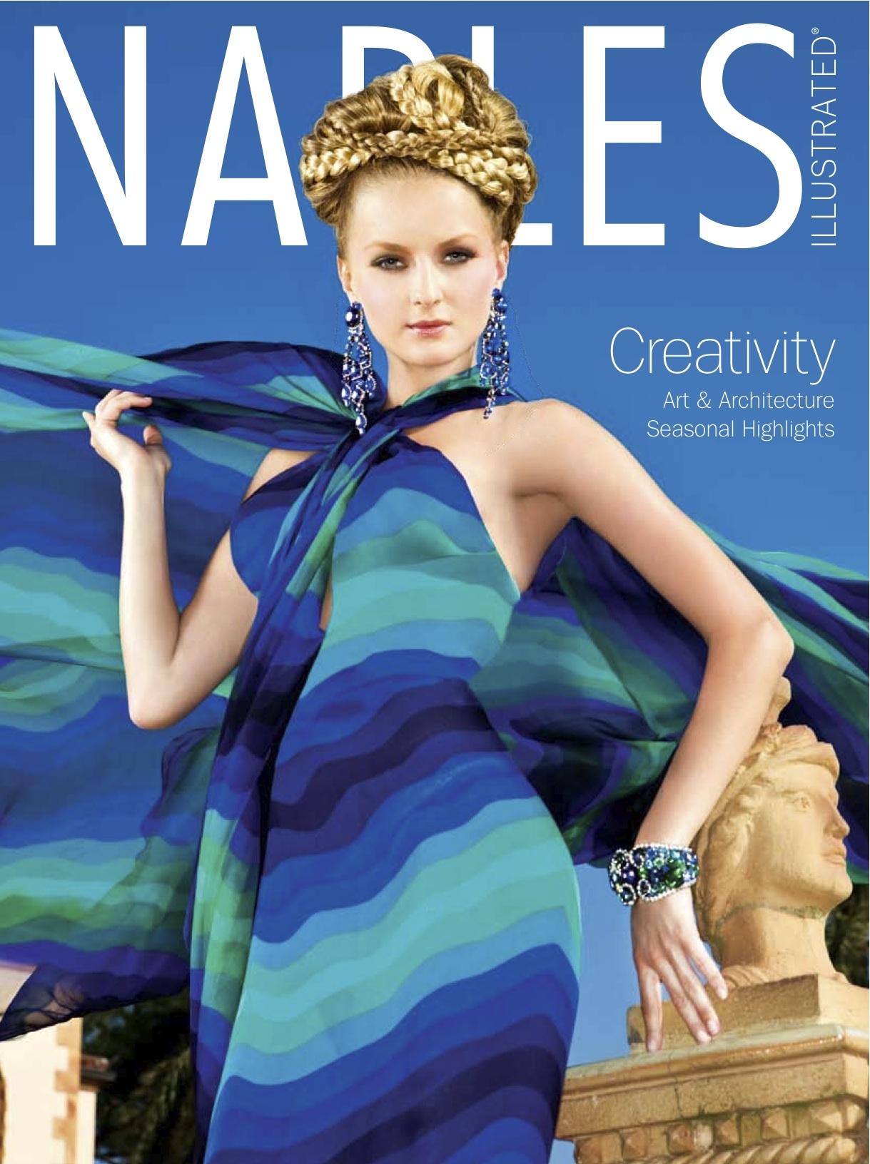 Naples Illustrated June 2009