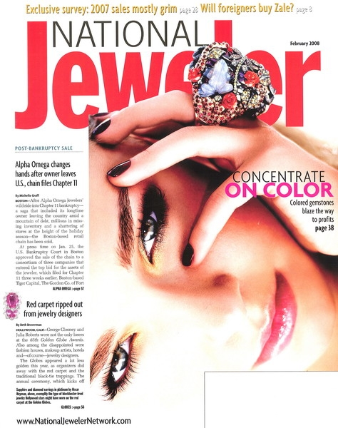 National Jeweler February 2008
