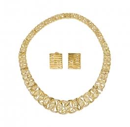 Diamond Vanderbilt Necklace