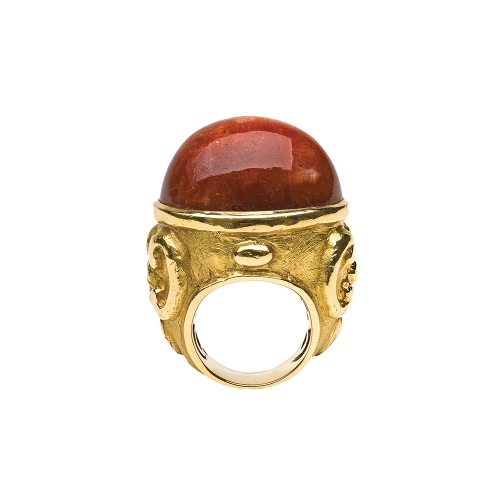 Chinati Ring in Sunstone