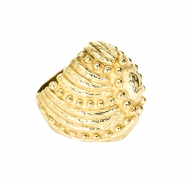 Swirls & Dots Ring