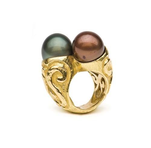 Tahitian Pearl Laura Ring