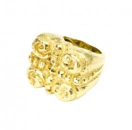 Sacred Spirals Ring