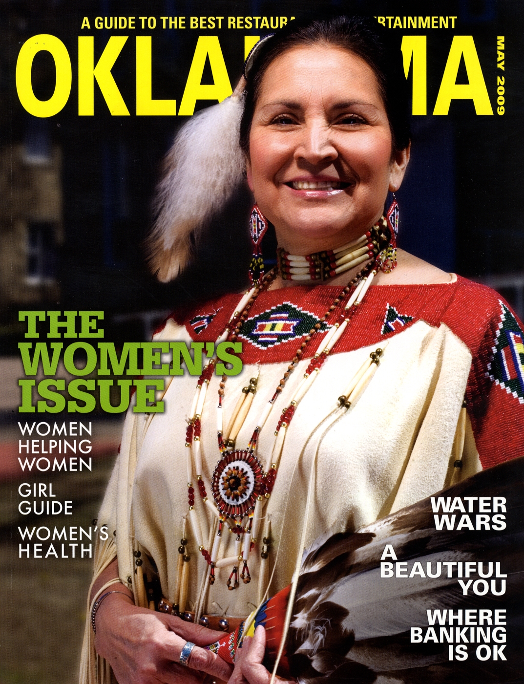 Oklahoma Magazine May 2009