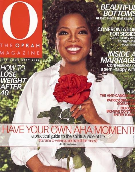 Oprah May 2008