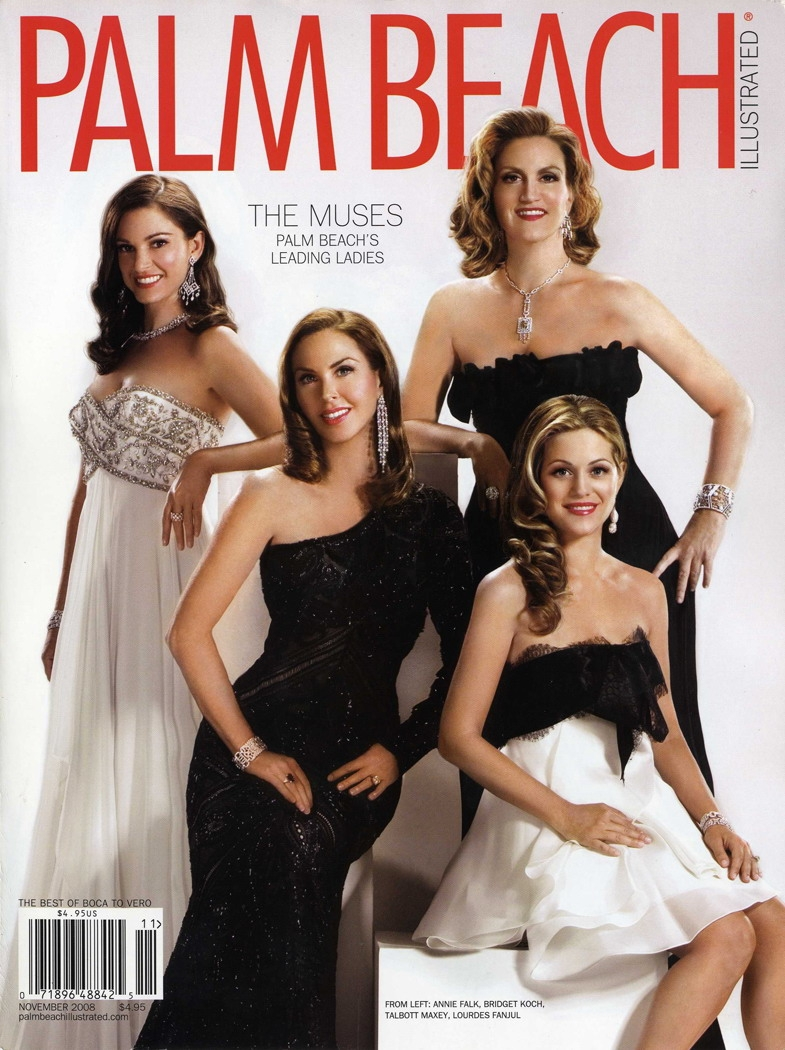 Palm Beach Illustrated November 2008