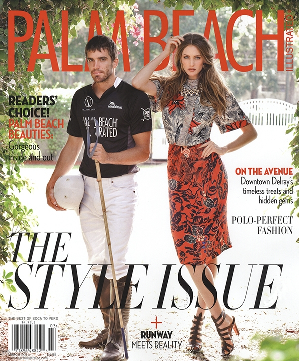 Palm Beach Illustrated March 2014