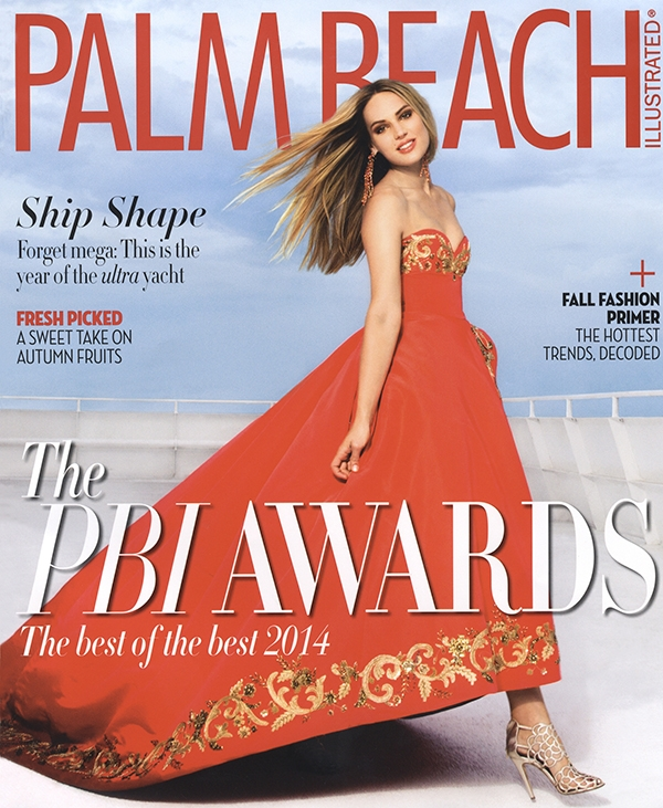 Palm Beach Illustrated September 2014