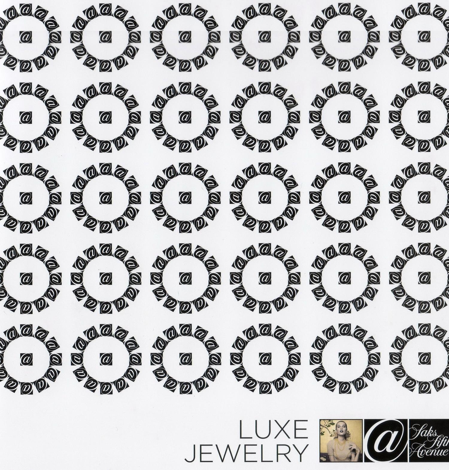 Saks Catalog, Luxe Spring 2012