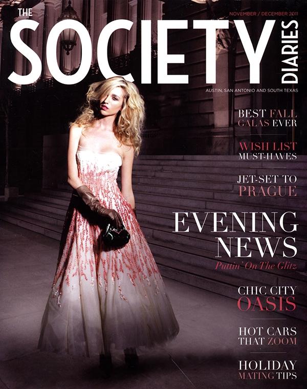 Society Diaries November 2011