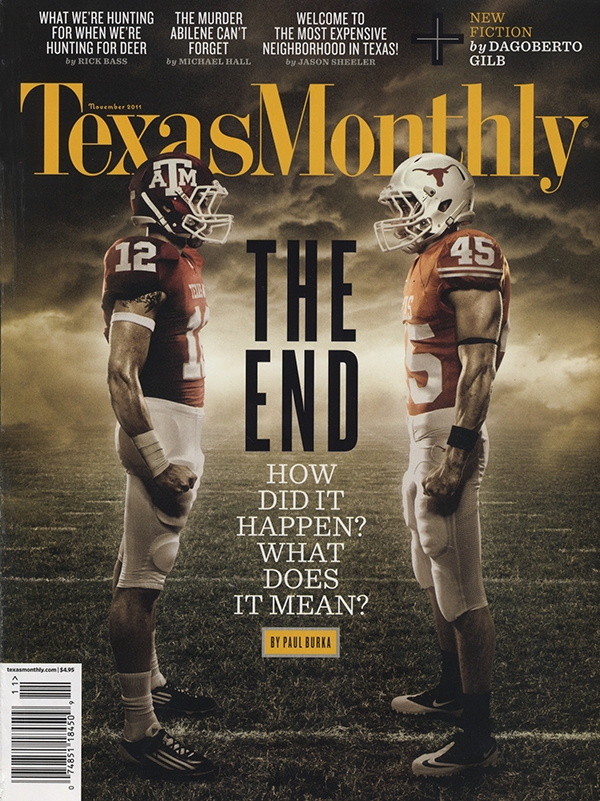 Texas Monthly November 2011