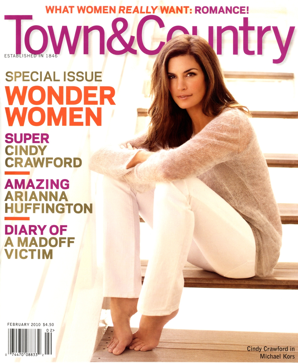 Town & Country February 2010