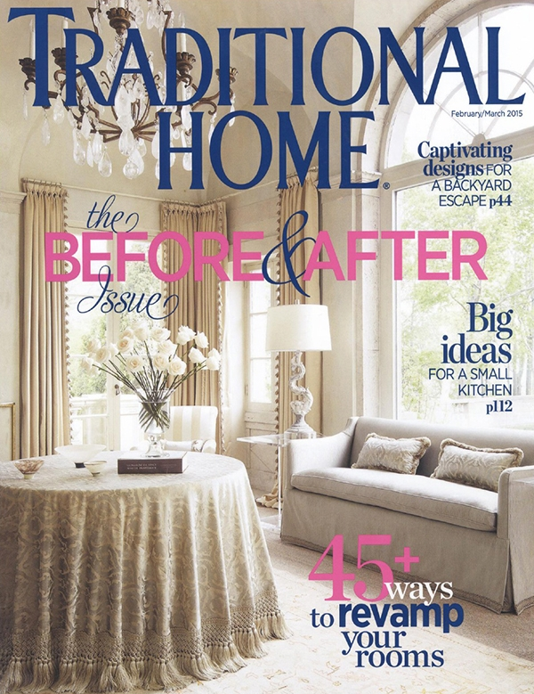Traditional Home February 2015