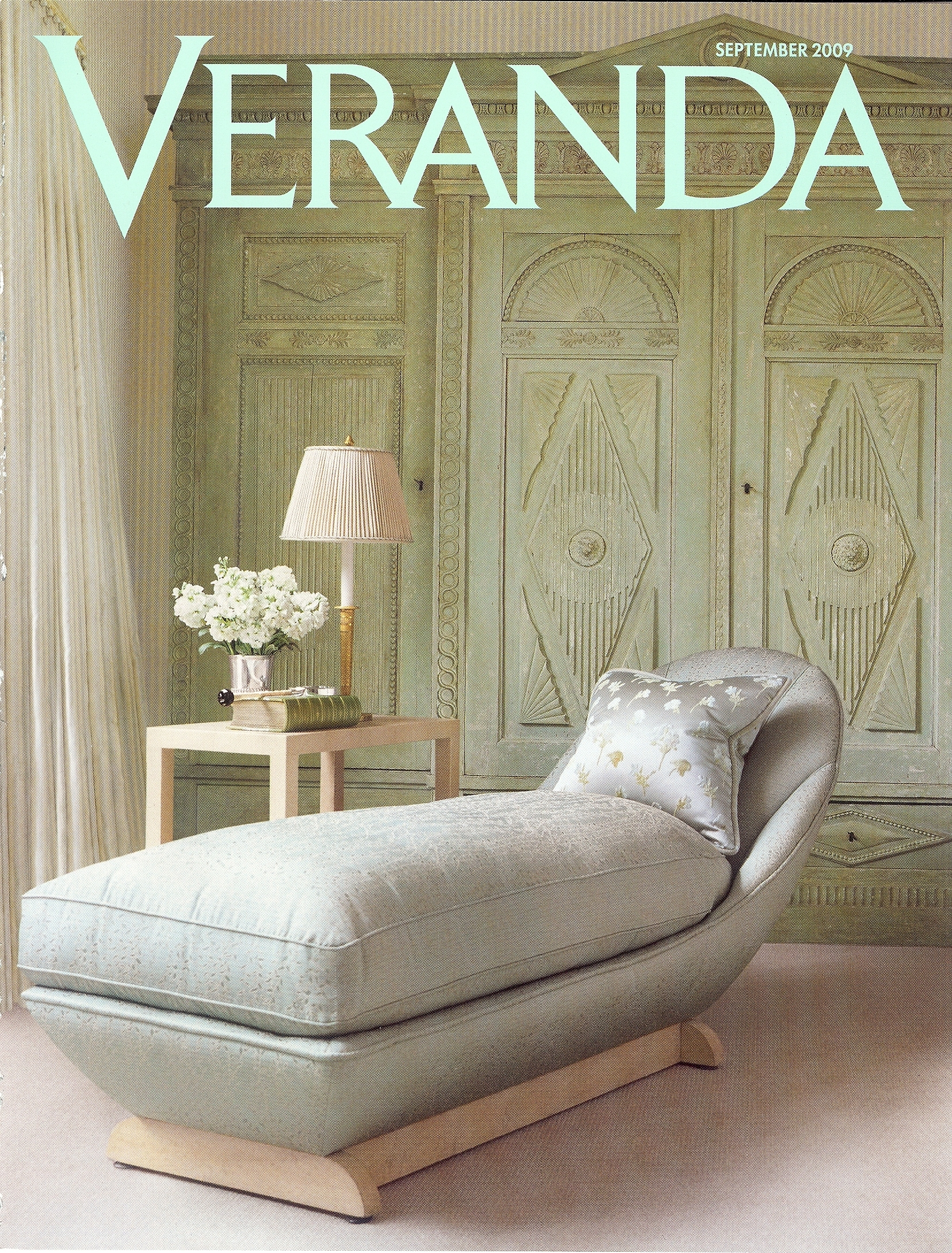 Veranda September 2009