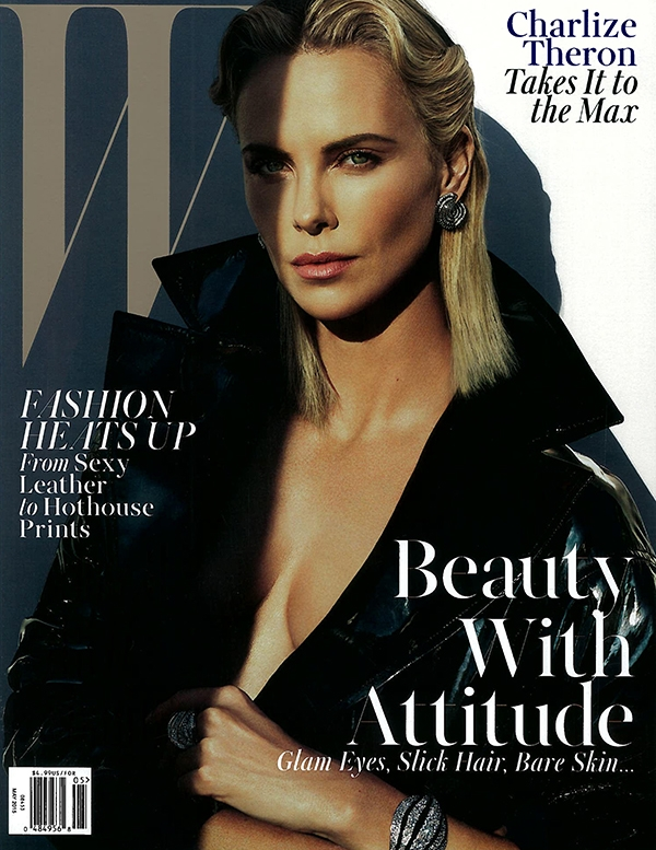 W Magazine May 2015
