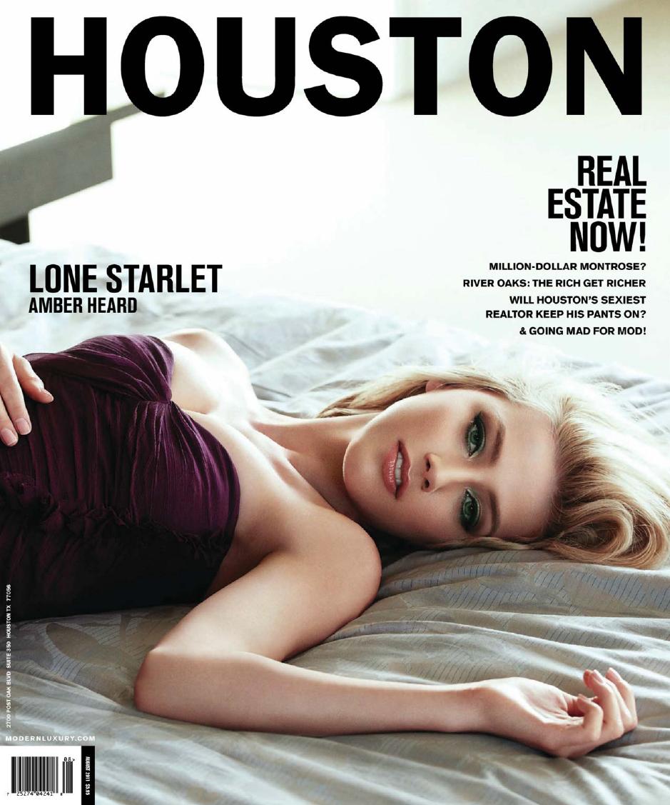 Houston Magazine August 2011