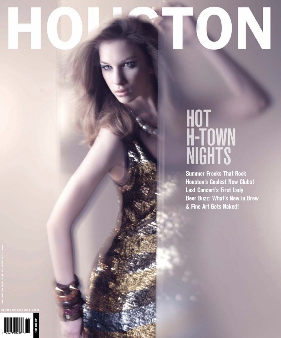 Houston Magazine June 2011